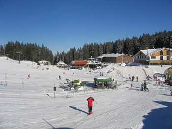 Skiing area Feldberg