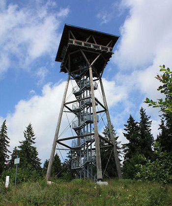 Schluchsee tower