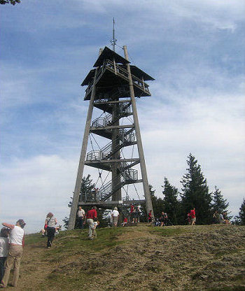 Schauinsland lookout tower